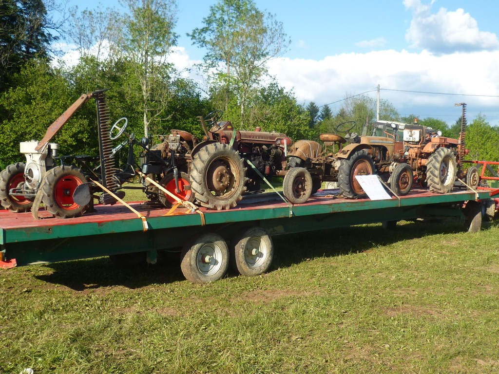 encore des tracteurs