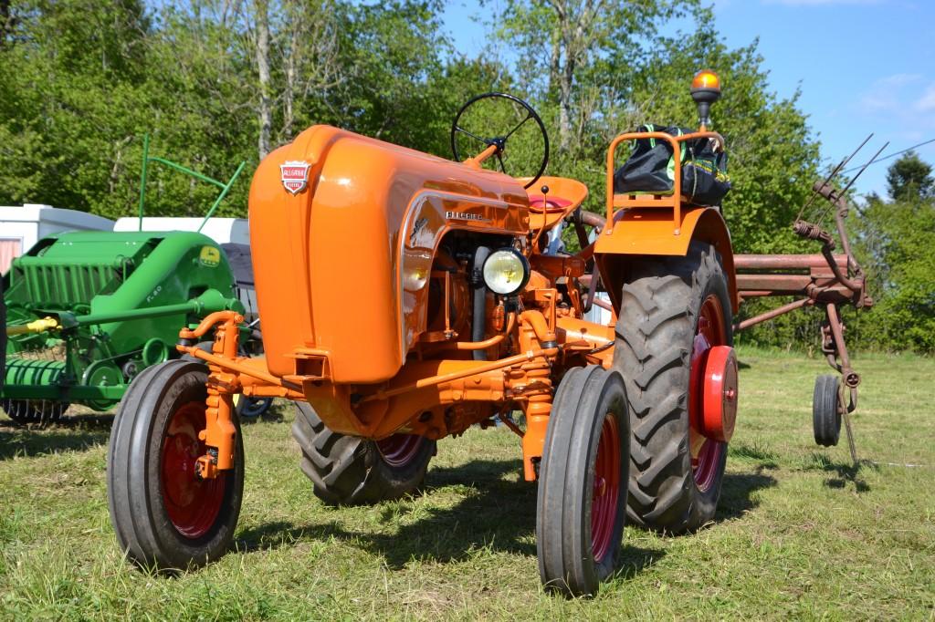 Tracteur Allgaier
